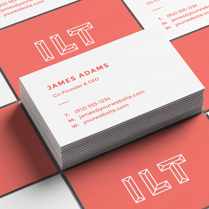 Perspective Business Card