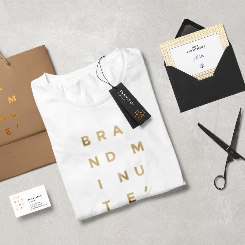 Brand Minute